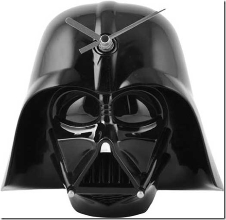darthvaderclock